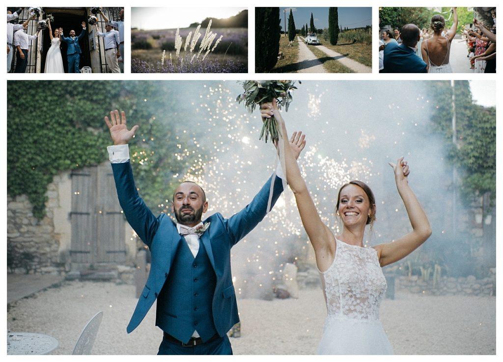 Mariage dans le Gard
