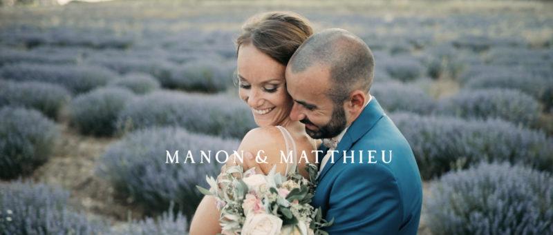Manon & Matthieu Film de mariage dans le Gard