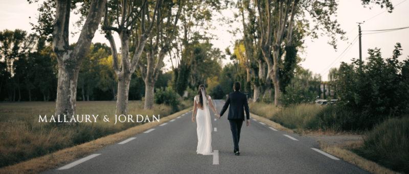 Mallaury Jordan Mariage dans le Var